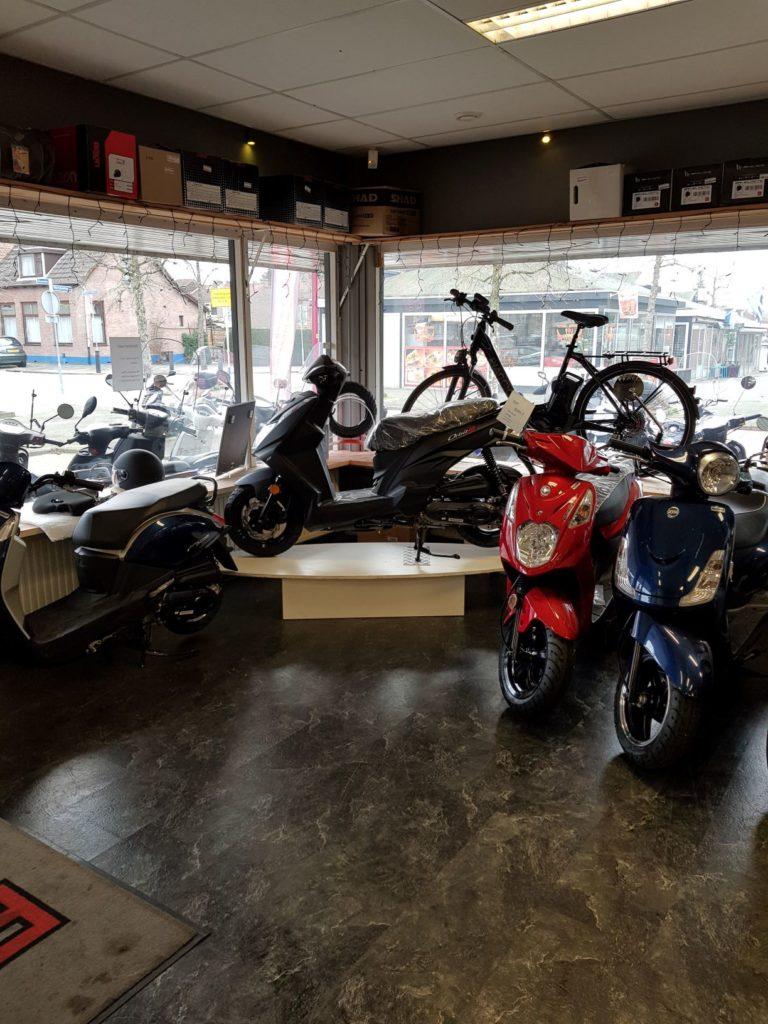 Scooter kopen Dordrecht